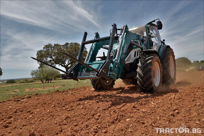 Трактори ARBOS 5115 8 - Трактор БГ