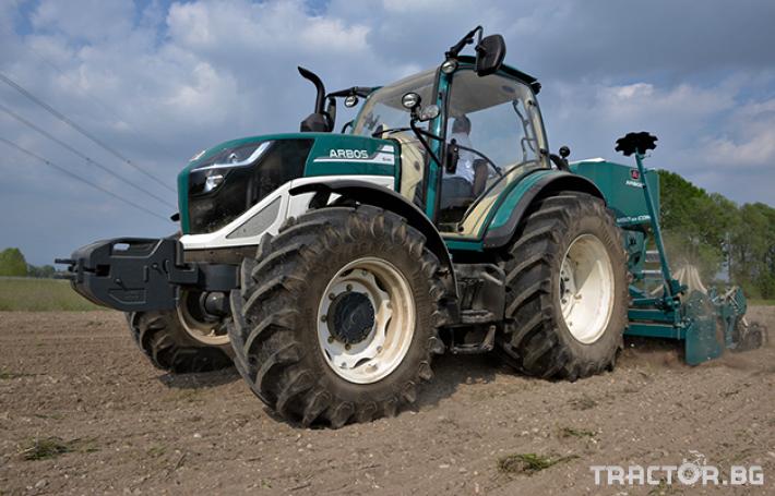 Трактори ARBOS 5115 4 - Трактор БГ