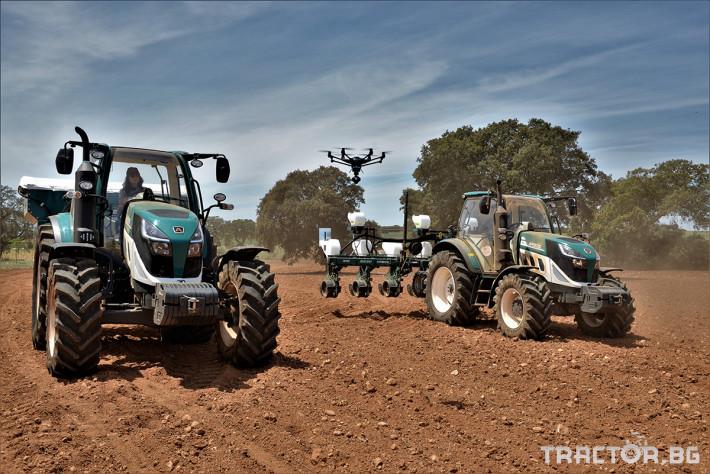 Трактори ARBOS 5115 2 - Трактор БГ