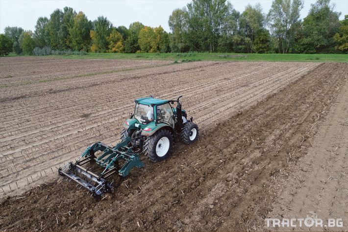 Трактори ARBOS 5115 9 - Трактор БГ
