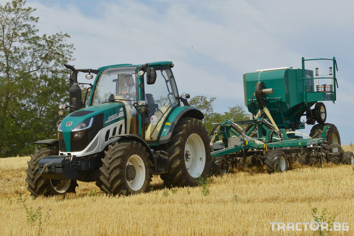 Трактори ARBOS 5115 7 - Трактор БГ