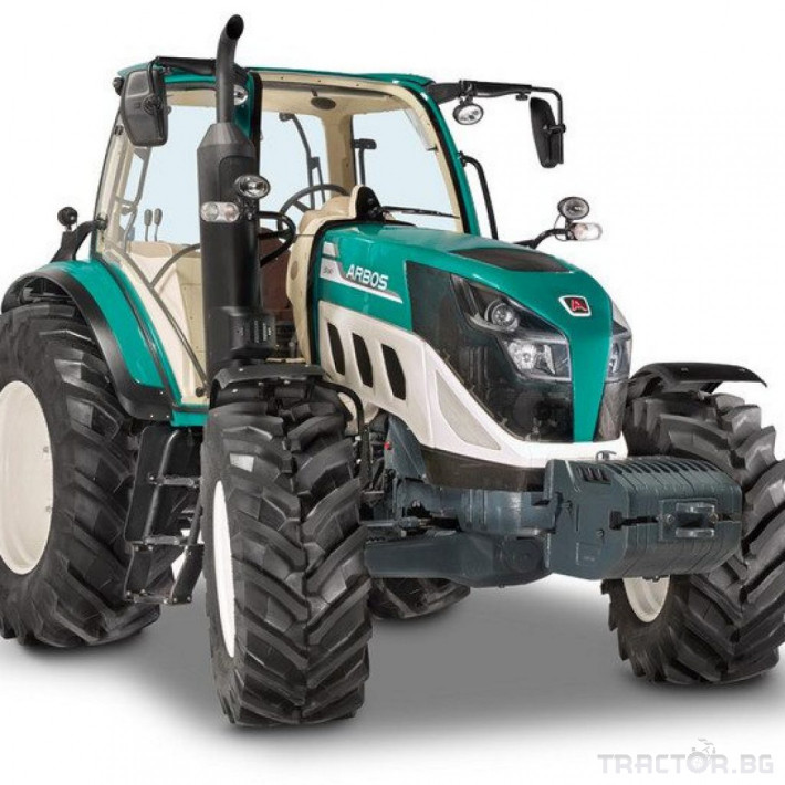 Трактори ARBOS 5115 0 - Трактор БГ