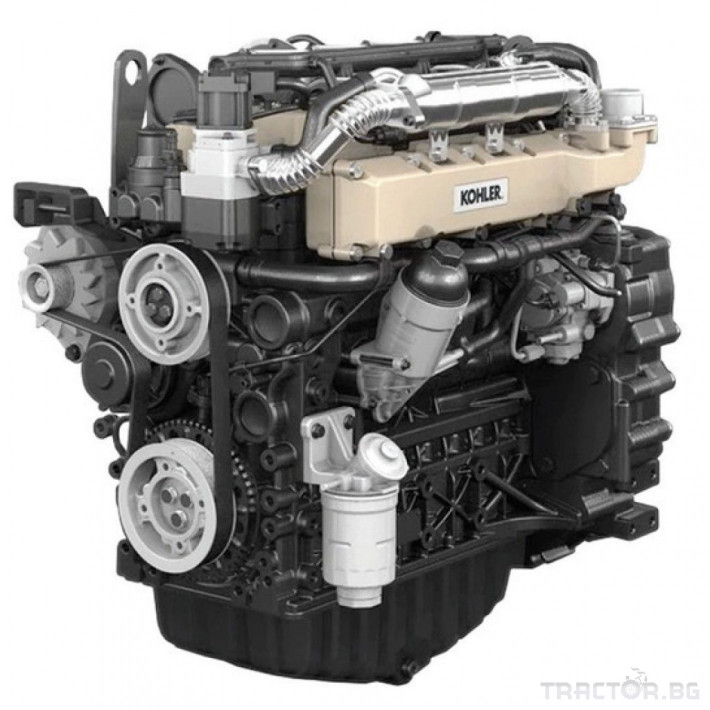 Трактори ARBOS 5130 12 - Трактор БГ
