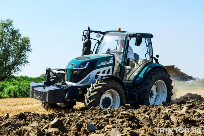 Трактори ARBOS 5130 5 - Трактор БГ