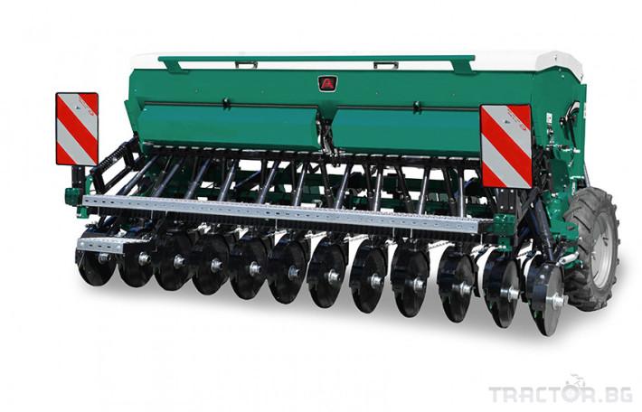 Сеялки Механична сеялка за зърнени култури ARBOS MEK-О 0 - Трактор БГ