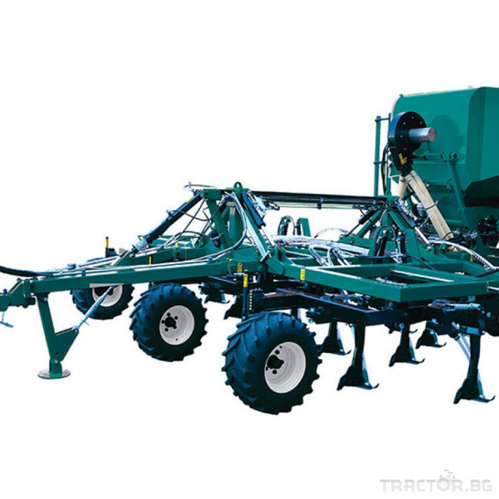 Сеялки Пневматична сеялка ARBOS UST 450-F 0 - Трактор БГ