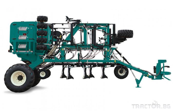 Сеялки Пневматична сеялка ARBOS UST 600- F 0 - Трактор БГ
