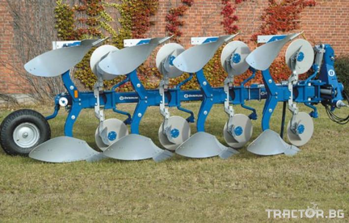 Плугове Overum Xcelsior BX 4980 0 - Трактор БГ