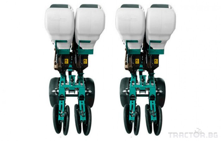Сеялки ARBOS MS TWIN 4X2R 1 - Трактор БГ